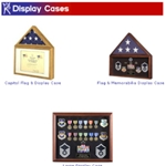 Flag & Display Cases